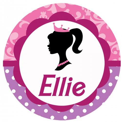 Logo silhouette at getdrawings. Barbie clipart printable