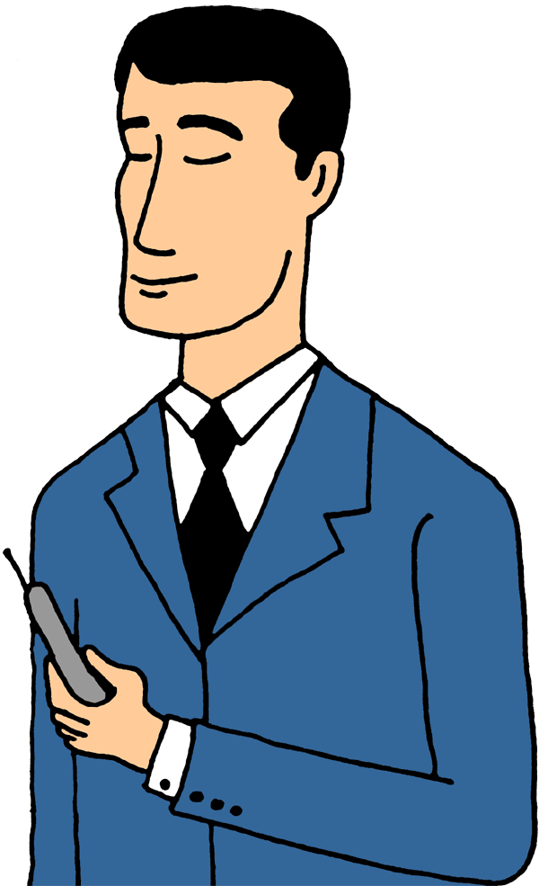 Young clipart young gentleman. Cool man