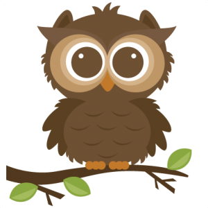 Animals clipart owl. Forrest svg cut file