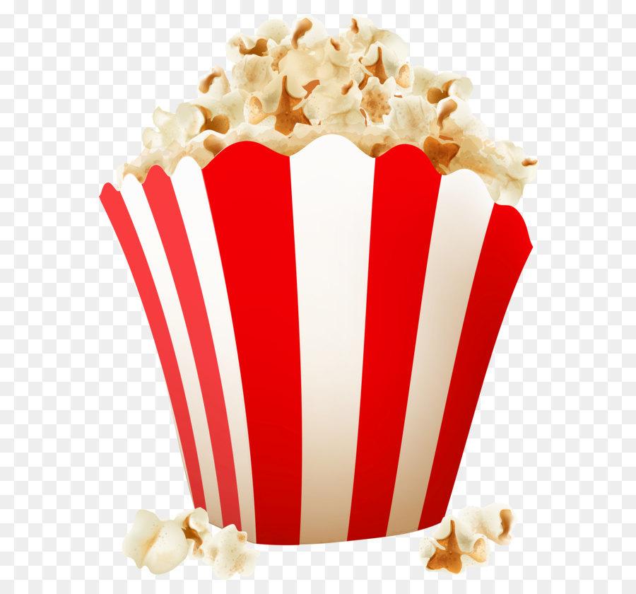 Caramel corn kettle clip. A clipart popcorn