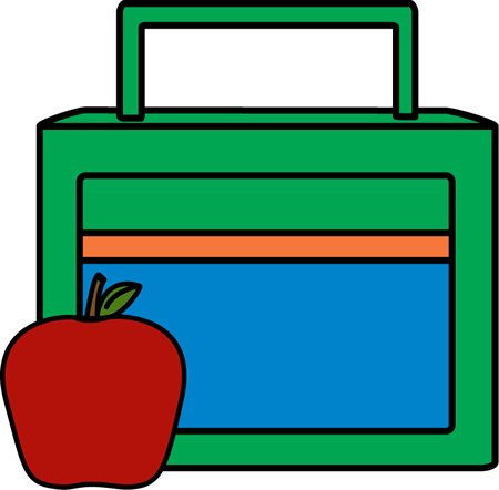 School lunch clip art. Boxes clipart computer