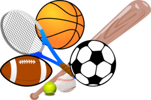 Athletic clipart athletic director. Free multiple sports cliparts