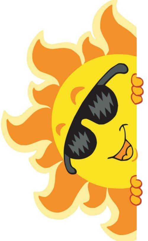 Fun clipart. Free fresh cartoon summer