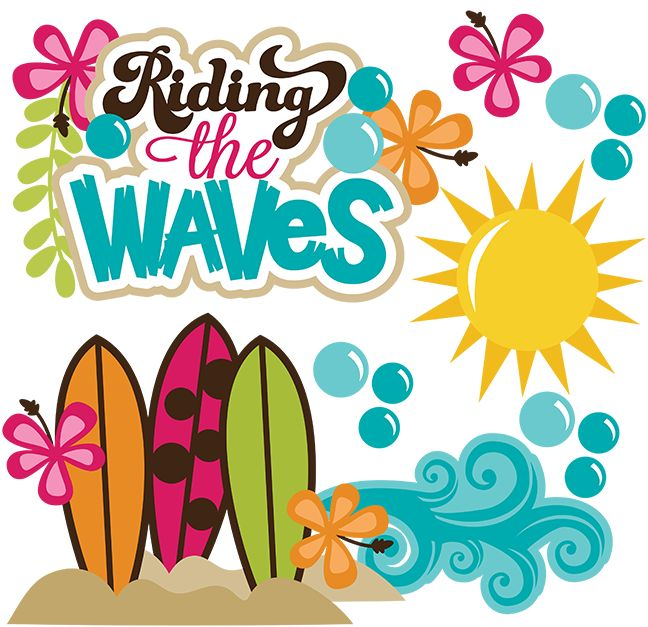 best ride the. A clipart wave