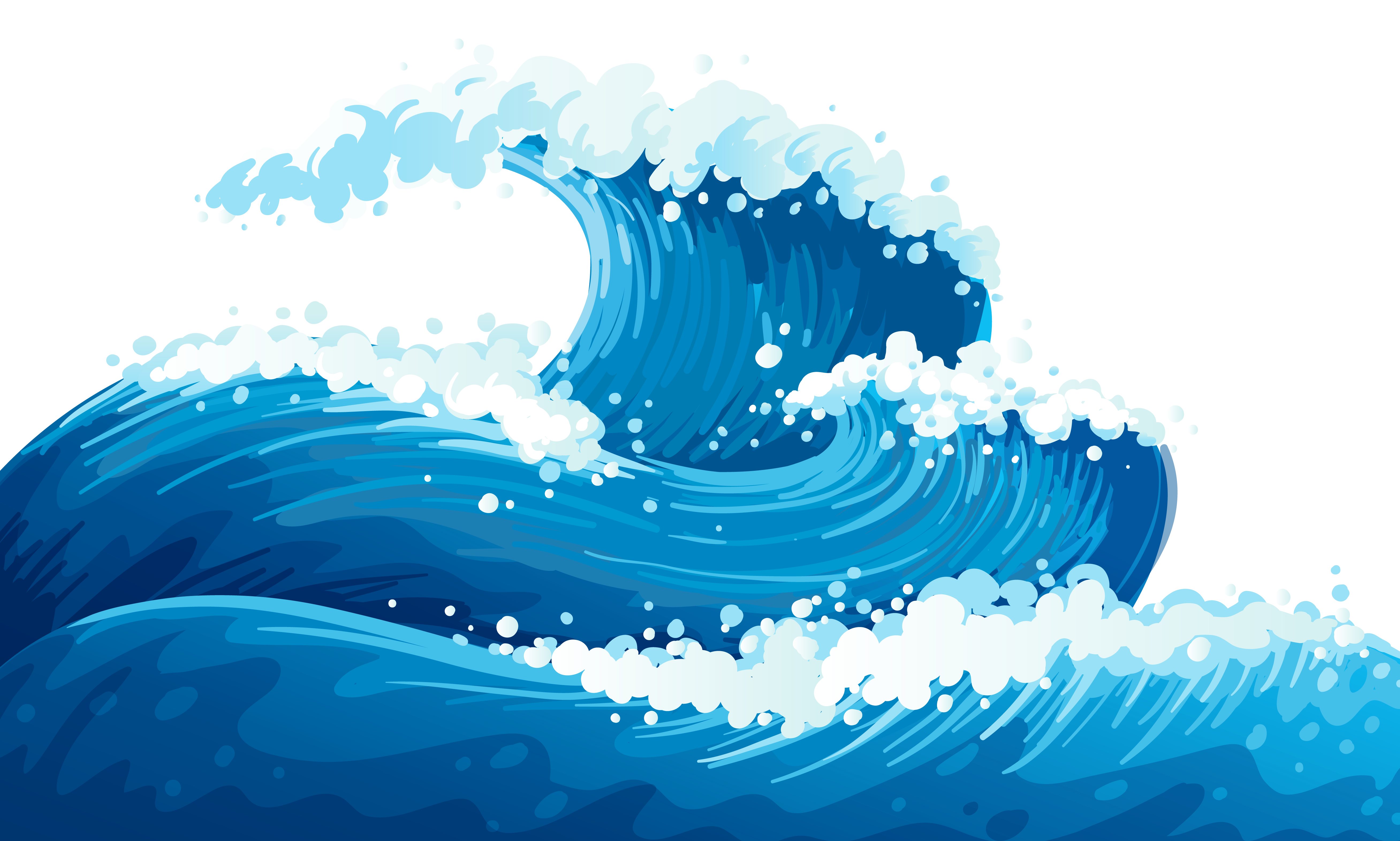 Sea png images free. Waves clipart huge wave