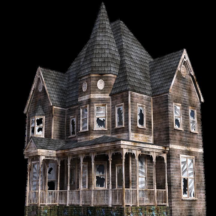 mansion jpg transparent. Abandoned house png