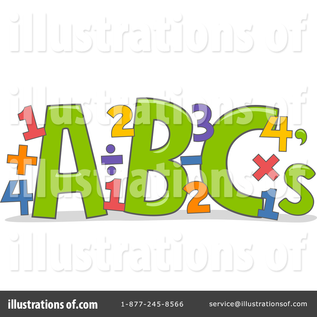 Illustration by bnp design. Abc clipart