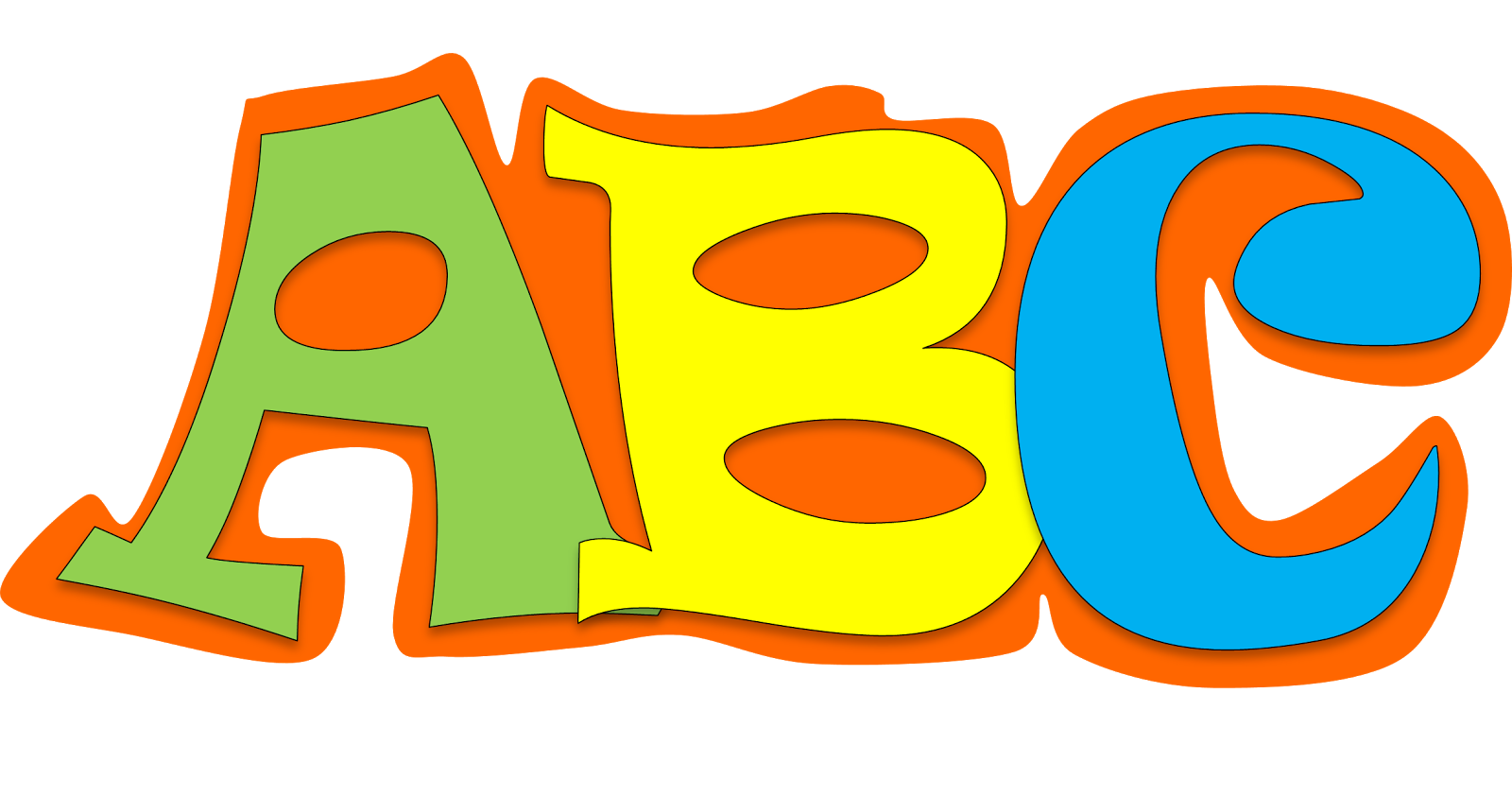 Free creationz blocks abcs. Abc clipart