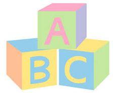 abc clipart abc blocks