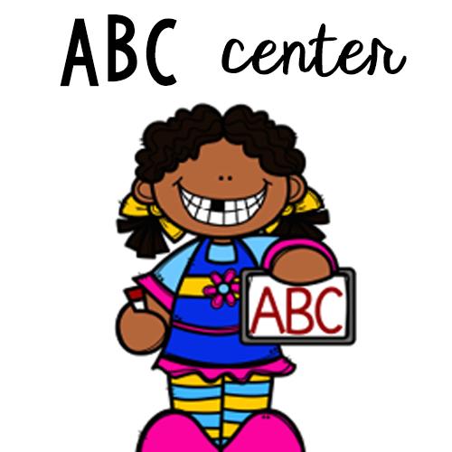 Centers clipart alphabet. Preschool center lovely commotion