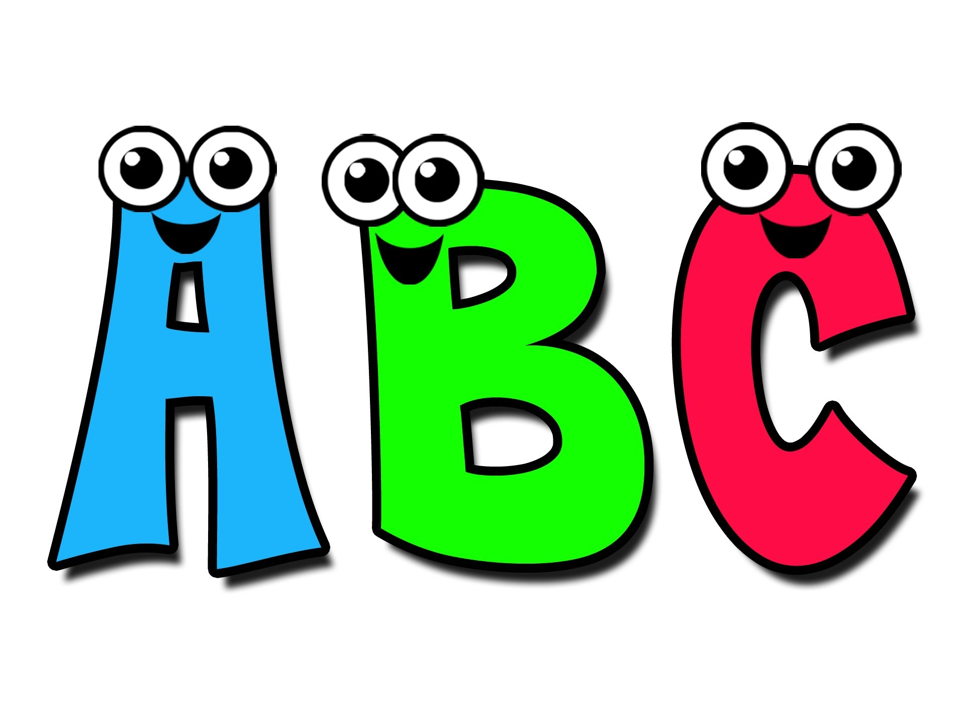 Abc songs collection vol. Centers clipart alphabet