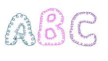 Abc clipart animated. Alphabets gifs