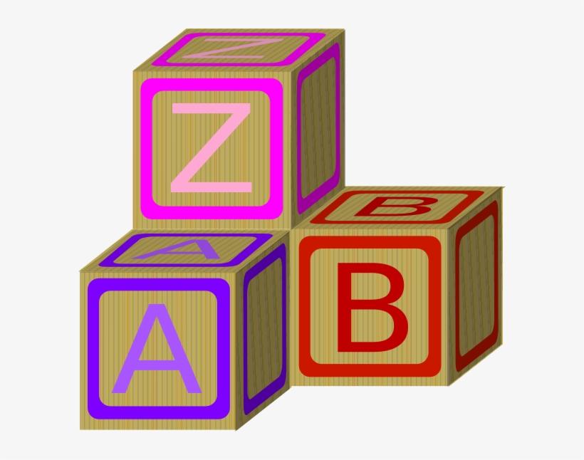 Baby abc at clker. Blocks clipart clip art
