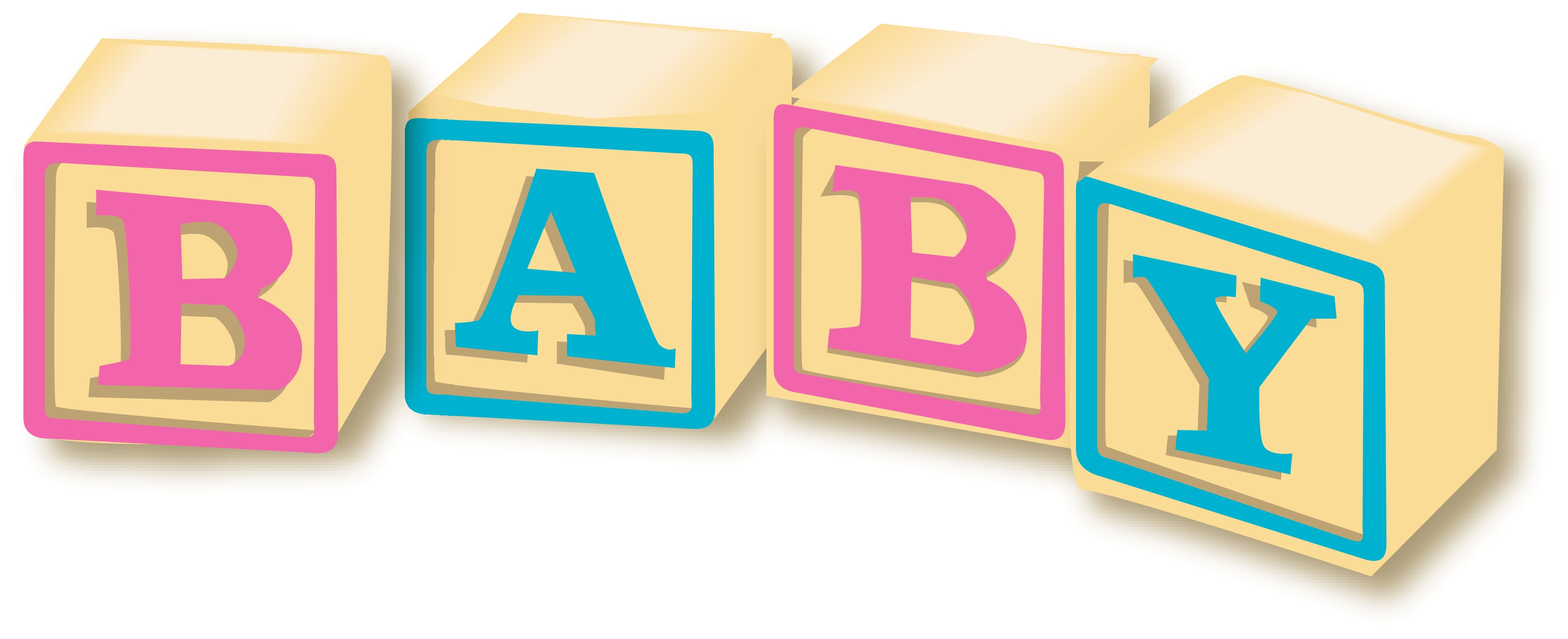 Abc blocks drawing free. Words clipart block