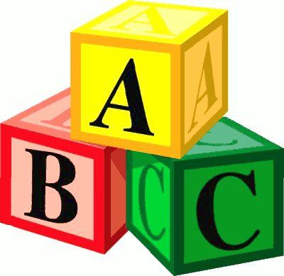Abc clipart building blocks. Sensational design ideas clip