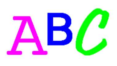 Abc clipart capital letter. Formation wo schoolworkhelper capitalletterformationwo