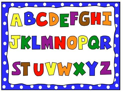 Abc clipart capital letter. Kid clipartix