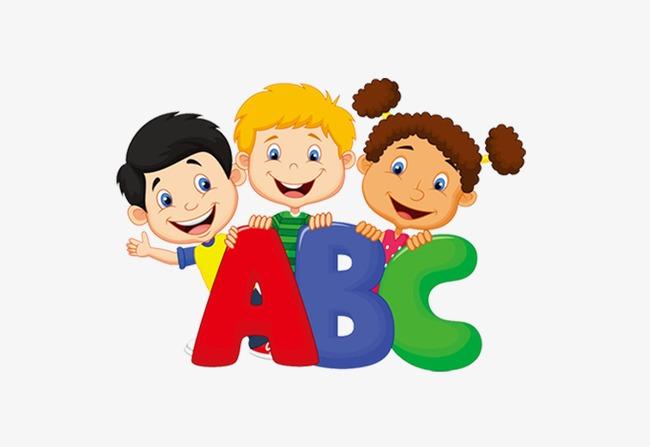 Child children education nursery. Abc clipart cartoon