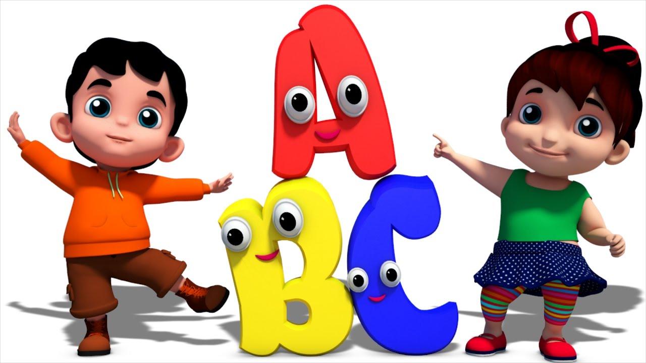 Abc clipart childrens. Junior squad kids nursery
