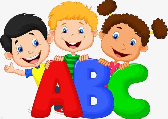 Abc clipart childrens. Children png