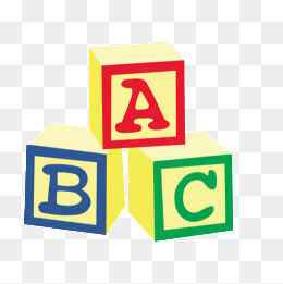 Abc png images vectors. Box clipart alphabet