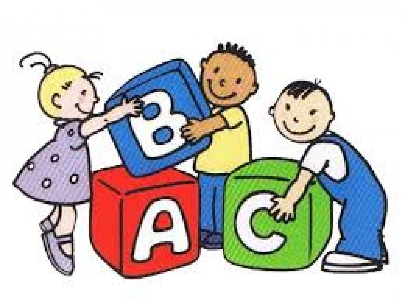 Abc clipart daycare. Sask child care is