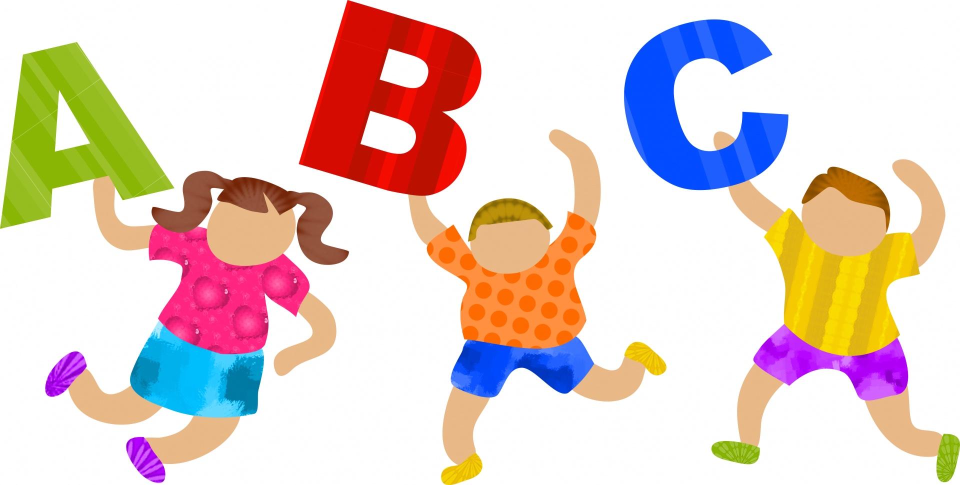 Choosing a preschool franklin. Abc clipart daycare
