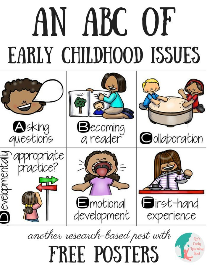 Abc clipart early childhood education. Pin on fun classroom