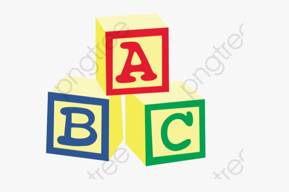 Png educational kids games. Block clipart abc