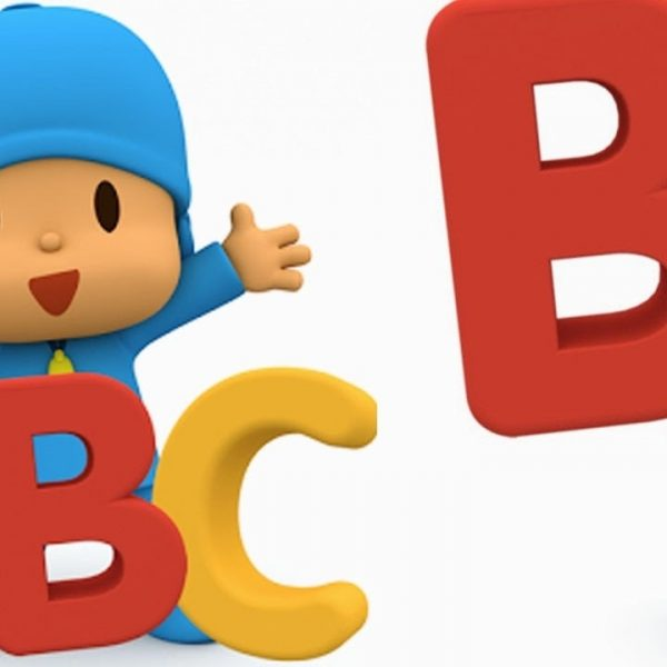 Abc clipart educational. Kids learn letters pocoyo