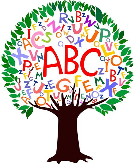 Abc clipart elementary school. K ms bender welcome