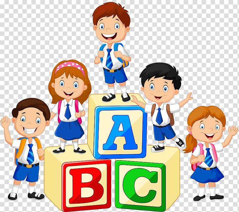 Abc clipart nursery school. Pre child a bunch