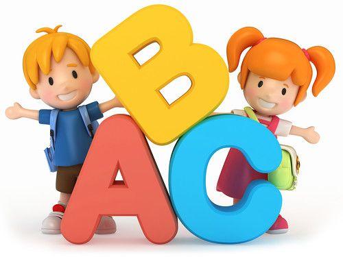 Abc clipart nursery school.  best ni os