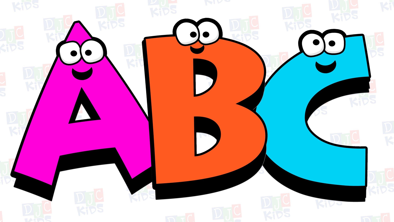Abc clipart preschool. A fun alphabet song