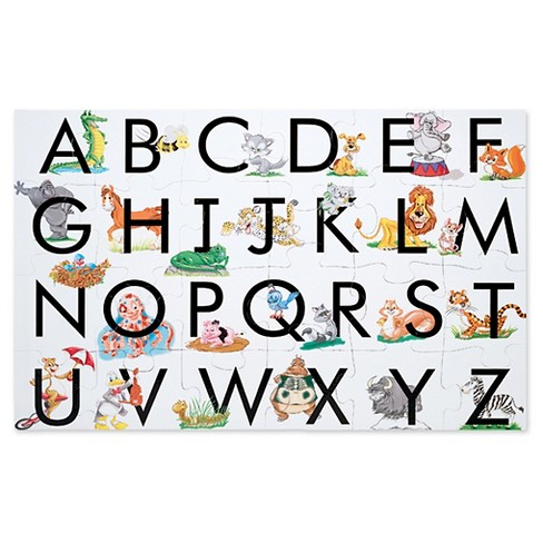 Abc clipart puzzle. Alphabet pc floor target
