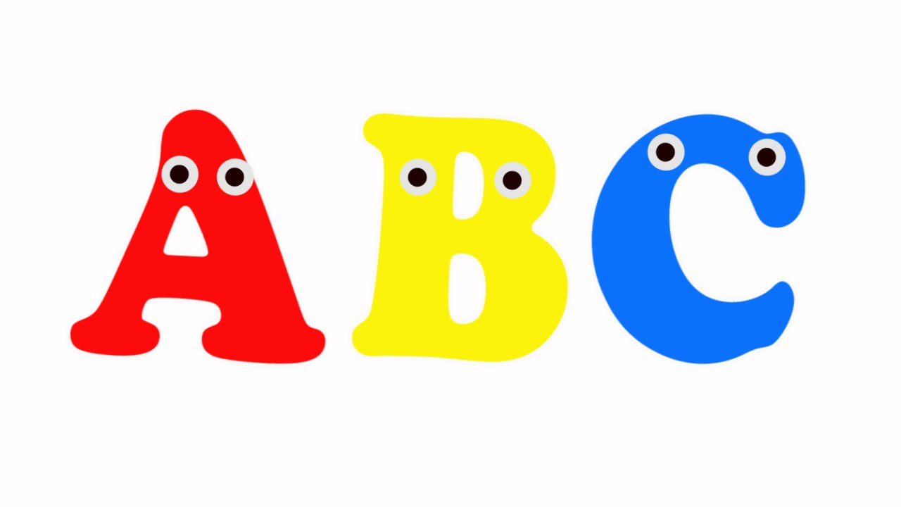 Sing song and learn. Abc clipart puzzle