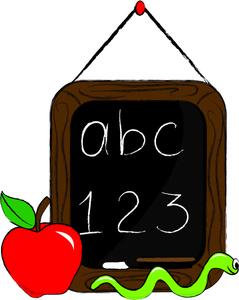 Abc clipart teacher. Book worm image a