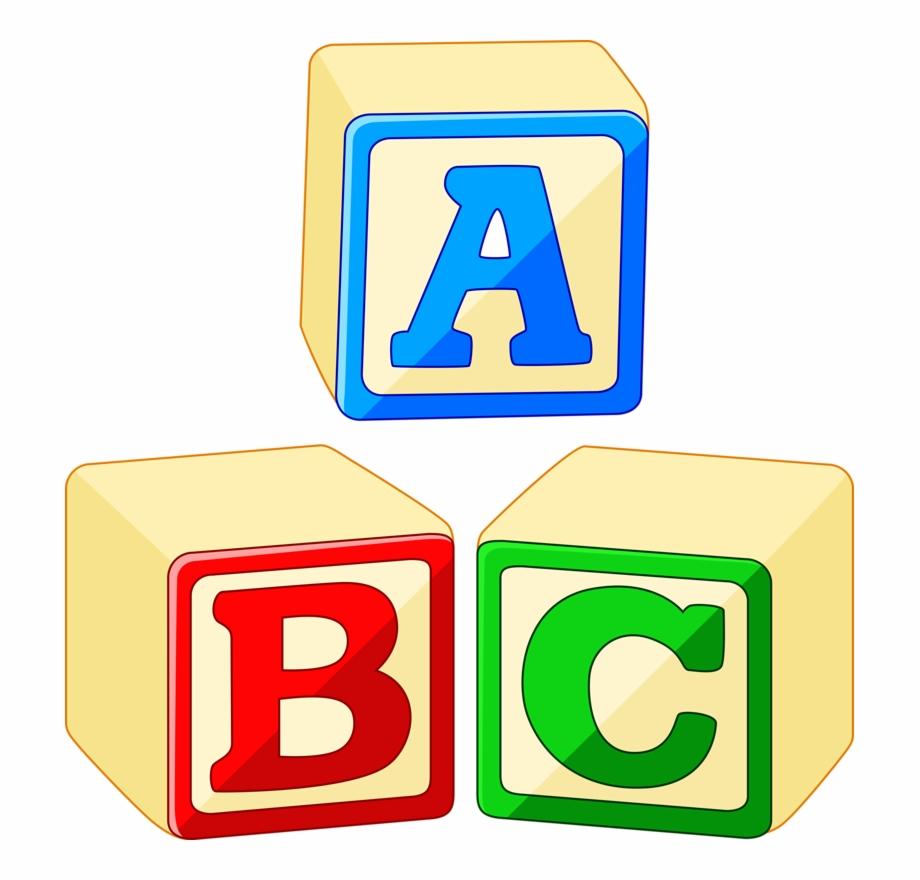 Toy alphabet stock photography. Block clipart abc