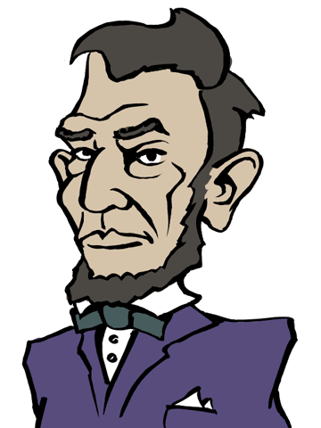 Image gallery for clip. Abraham lincoln clipart animated
