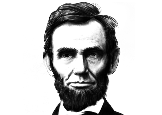 Abraham lincoln clipart animated. Free download clip art