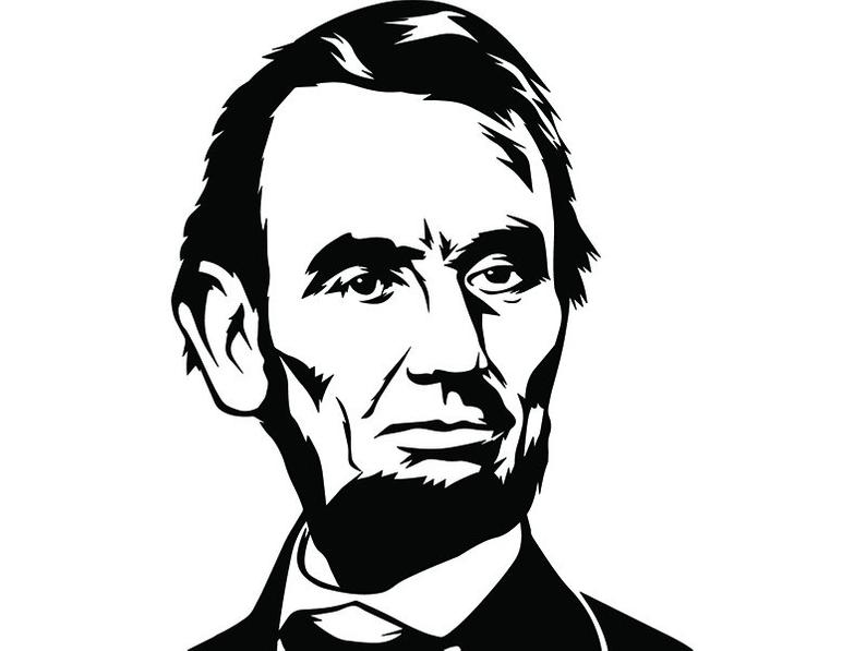 Abraham lincoln clipart cut out. Drawing free download best