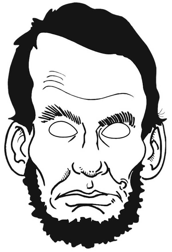 collection of drawings. Abraham lincoln clipart cut out