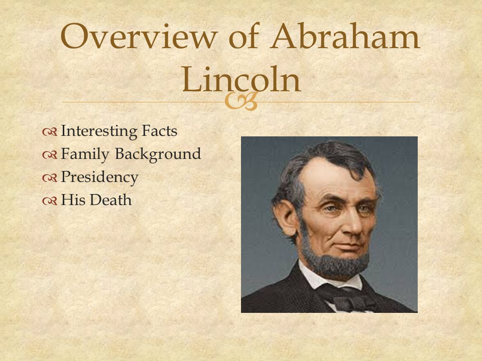 Abraham lincoln clipart fact. In the life of