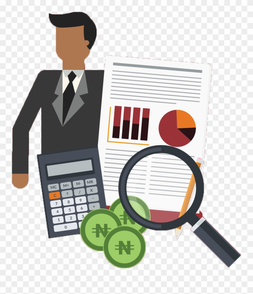 Finance accounting book png. Accountant clipart