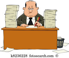 Station . Accountant clipart