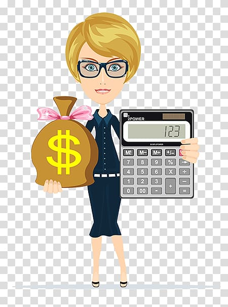 Accountant clipart. Bookkeeping others transparent background