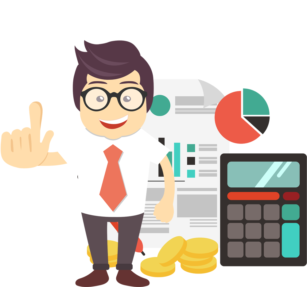 Png free . Accounting clipart animated