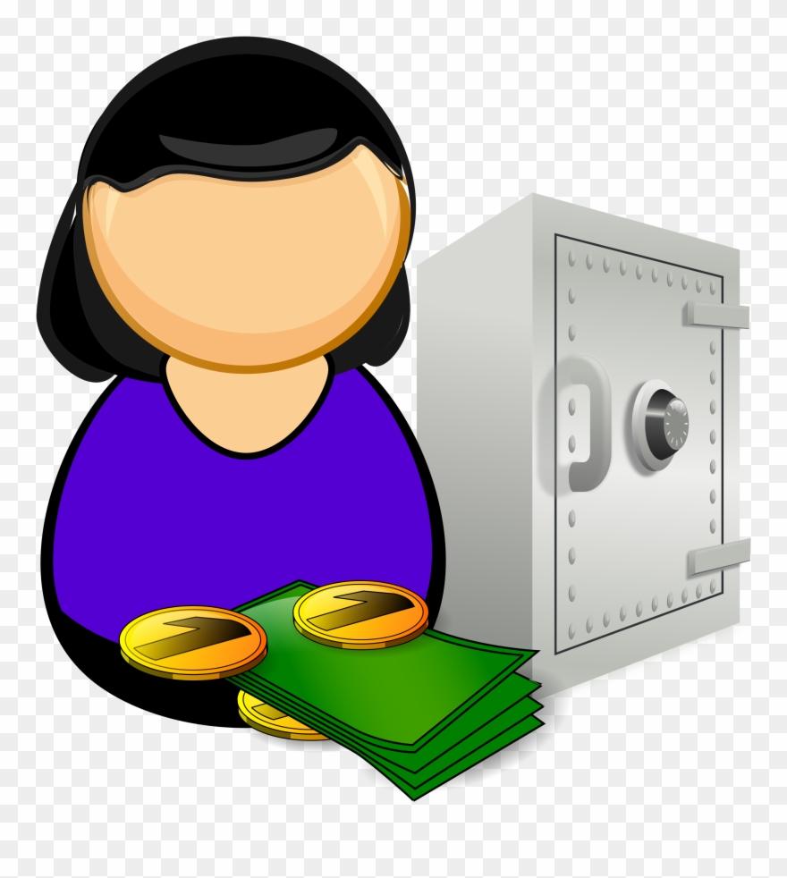 Clip art png download. Accountant clipart bank accountant
