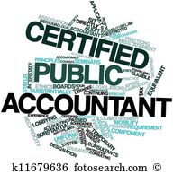 Accountant clipart certified public accountant. Station