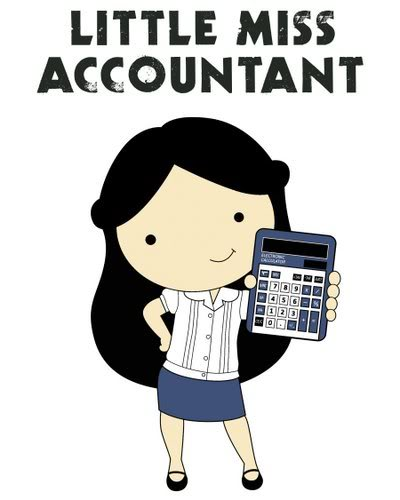 Accounting clipart animated. Female accountant station
